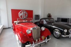 Greg Mitchell Motors MG launch May 2017 - The Abingdon Collection
